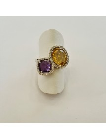Anello ORO AA434 - Shop Online - Gioielleria Fashion