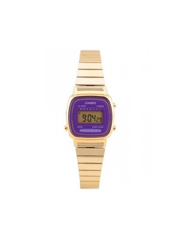 Orologio CASIO LA670WGA-6DF - Shop Online - Gioielleria Fashion