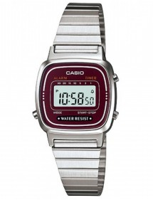 Orologio CASIO LA670WA-4DF - Shop Online - Gioielleria Fashion