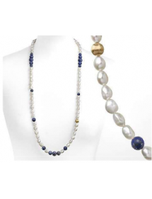Collana MIKIKO MADEMOISELLE MC7059A1LAPIS00 - Shop Online - Gioielleria Fashion