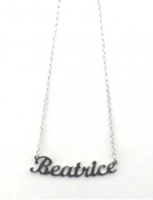 Collana NOMISSIMO G-NOMEARIAL BEATRICE