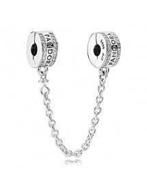 Catenina di sicurezza PANDORA 792057CZ-05 - Shop Online - Gioielleria Fashion