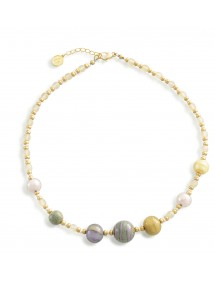 Collana ANTICA MURRINA COB64A05 - Shop Online - Gioielleria Fashion