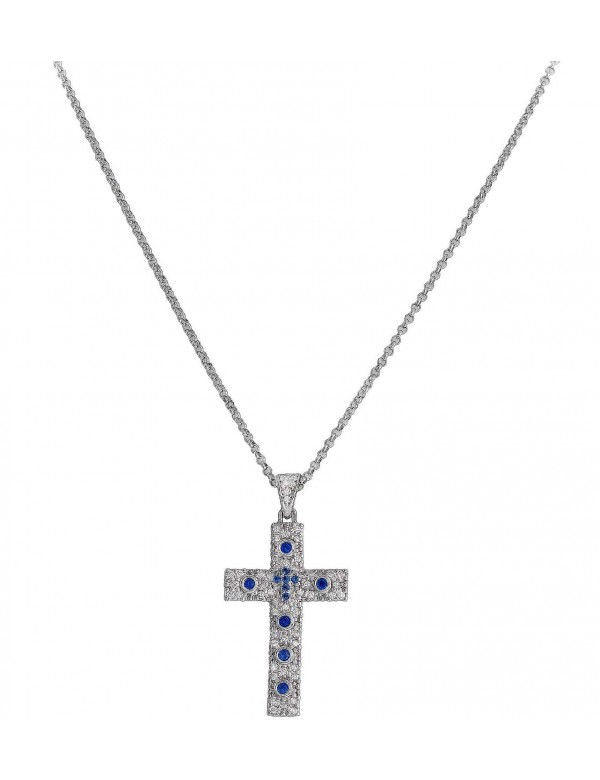 Collana AMEN CCZBBL - Shop Online - Gioielleria Fashion