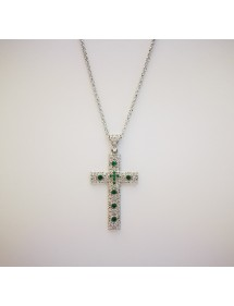Collana AMEN CCZBV - Shop Online - Gioielleria Fashion