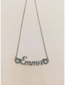 Collana NOMISSIMO G-NOMEARIAL EMMA-2C - Shop Online - Gioielleria Fashion