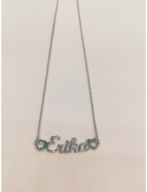 Collana NOMISSIMO G-NOMEARIAL ERIKA-2C - Shop Online - Gioielleria Fashion