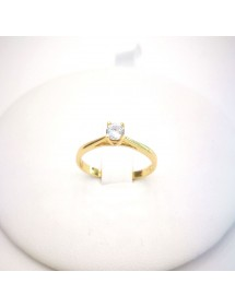 Anello ORO AA1160 - Shop Online - Gioielleria Fashion